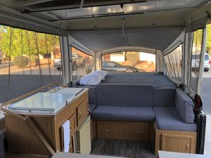 Remodeled Pop Up Camper Tent Trailer for Sale in Gilbert, AZ