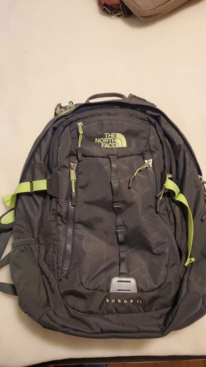 Northface Surge II Backpack for Sale in Rochester, NY