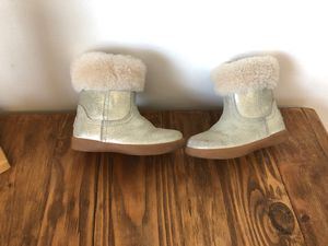 UGG toddler girl boots and seed (Australia) sandals for Sale in Hollywood, FL