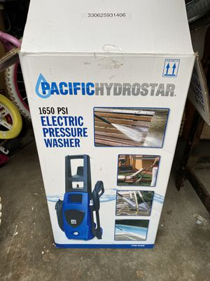 Electric Pressure Washer for Sale in Travelers Rest, SC