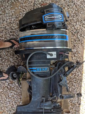85 horsepower Mercury outboard motor for Sale in Chandler, AZ
