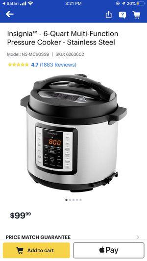 Pressure Cooker brand new for Sale in Fresno, CA