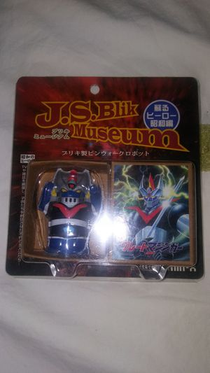 Mazinger Z Wind up Collectible Toy. for Sale in Miami, FL