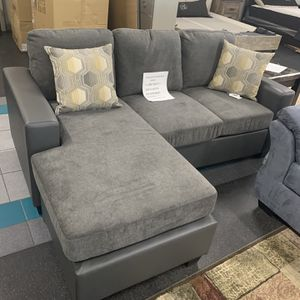 Sofa With Reversible Chaise On Sale for Sale in Federal Way, WA