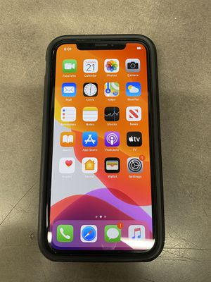 iPhone X 64gb T-Mobile Unlocked for Sale in Charlotte, NC