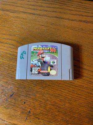 Nintendo Mario Kart 64 (N64) for Sale in Tulsa, OK