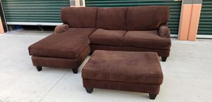Sectional couch delivery available for Sale in Pico Rivera, CA