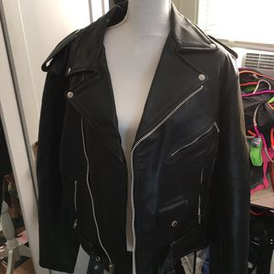 New Allstate leather jacket for Sale in Boston, MA