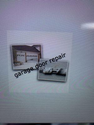 Garage doors repair or replace for Sale in Chula Vista, CA