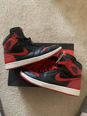 Air Jordan 1 homage to home size 10 for Sale in Arlington, VA