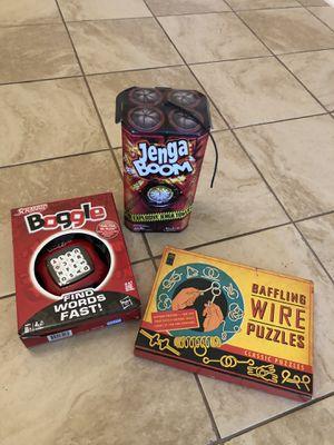 Board Games for Sale in Zephyrhills, FL