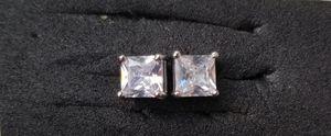 Square Diamond Earrings for Sale in Gresham, OR