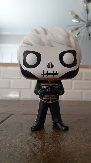 My Chemical Romance Skeleton Gerard Way Funko POP! Rocks Vinyl Figure Toy for Sale in Chicago, IL
