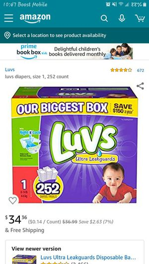 Over 700 diapers! for Sale in Greenville, SC