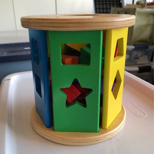 Shape Sorter Classic Toy for Sale in Irvine, CA