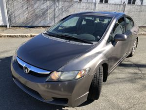 2010 Honda Civic auto runs excellent 134k ac cd power lock window nice and clean for Sale in Norwood, MA