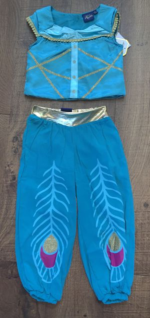 NWT size 2T jasmine costume for Sale in Plano, TX