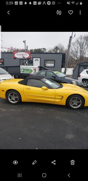 Chevy Corvette convertible for Sale in Berlin, NJ