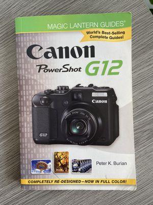 Magic Lantern Guides: Canon Powershot G12 for Sale in Miami, FL