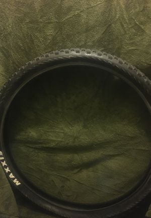 "Maxxis 27"" tire for Sale in Grand Junction, CO"