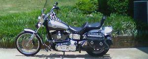 2003 Harley Davidson Wide Glide for Sale in Cave Spring, VA