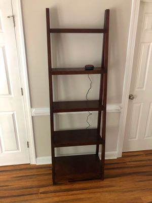 Ladder shelf - bookcase decor $100 for Sale in Brentwood, NC