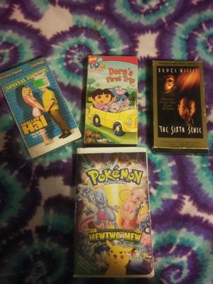 VHS MOVIES for Sale in Abilene, TX