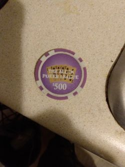 Barney 3d Poker(. Chips Real Chip) for Sale in Fairfield,  CA
