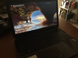 "HP 15 15"" Notebook Laptop Windows 10 for Sale in Tarpon Springs, FL"