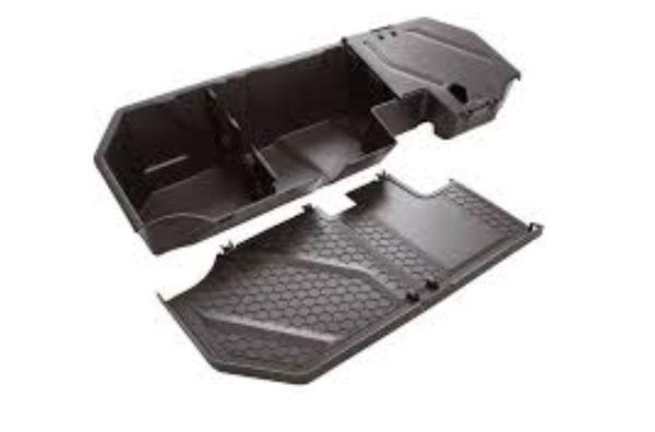 * Brand New * 2010-2019 Silverado GM Chevrolet GMC Crew Cab Under Seat Storage Rear Compartment Floor Stowage Part Number 84085245
