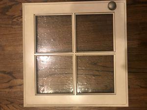 2 vintage cabinet doors for Sale in Arlington, VA