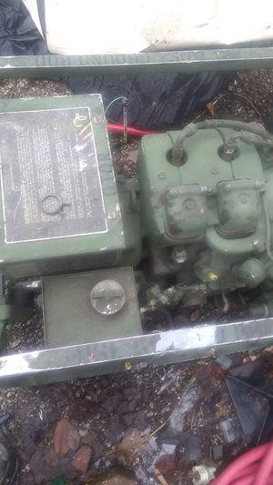 1968 Vietnam generator runs good for Sale in Collinsville, IL