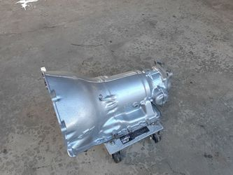 Th350 Transmission Adapted To Toyota Transfer Case for Sale in Bonney Lake,  WA