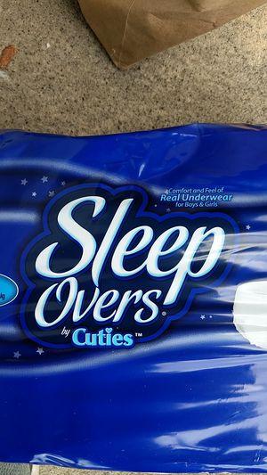 Kids potty panties/ kids diapers for Sale in Gresham, OR