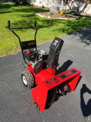 "Two Stage 24"" Snowblower for Sale in Wheaton, IL"