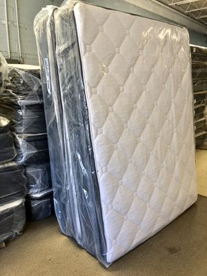 Huge Discount Mattress Sale! Full Queen & King Overstock Lowest Discount Sale! Save Over 50% OFF We Deliver🚚 for Sale in Chicago, IL