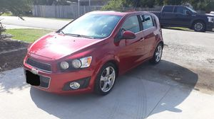 Chevy Sonic 12 for Sale in Irving, TX