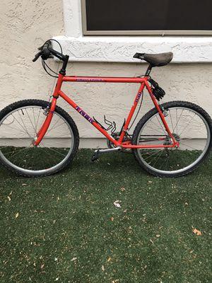 Vintage Trek 930 Single Track bike for Sale in Gilbert, AZ