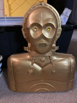 STAR WARS: Vintage C3PO Action Figure Case for Sale in Manassas, VA