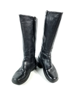 Keen Women's Size 9.5 Bern Baby Bern 5477 Black Leather Zip Up High Boots :S1 for Sale in Thornton, CO