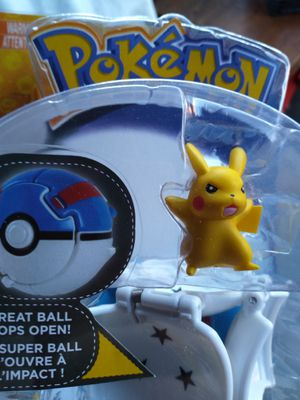 Pokemon Ball toy ( NEW ) for Sale in Sacramento, CA