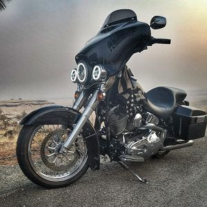 2002 Harley davidson fatboy bagger for sale! for Sale in Magalia, CA