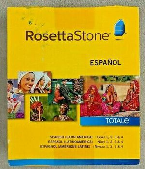 Rosetta Stone For Mac and Windows, English, Spanish, Portuguese, Chinese for Sale in Fort Lauderdale, FL