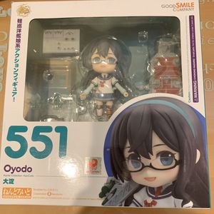 Good Smile Kancolle Kantai Collection: Ooyodo Nendoroid Action Figure for Sale in El Monte, CA