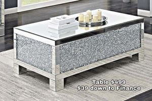 Coffee Table $325 sale today only for Sale in Dallas, TX
