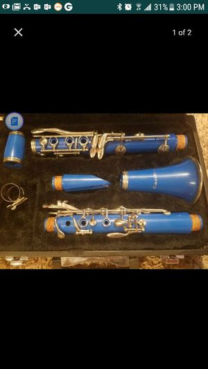 Cecelia clarinet for Sale in Williamsburg, MI