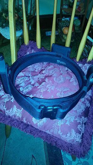 Tact gear duty belt w/extras for Sale in Minneapolis, MN