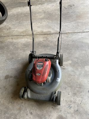 Craftsman 158cc Briggs and Stratton lawn mower for Sale in Colorado Springs, CO