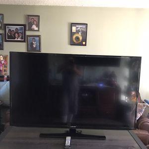 SAMSUNG LED HDTV 1080 50 INCH Not Smart for Sale in Garden Grove, CA