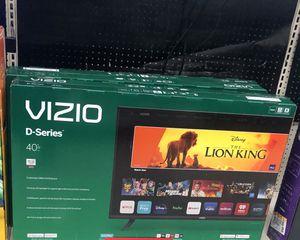 40 inch vizio smart tv for Sale in Atlanta, GA